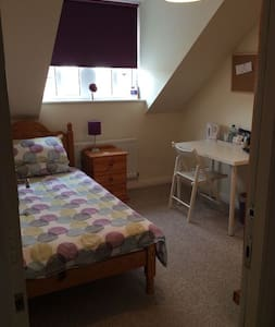 Cosy Single Room 3miles to Airport - Timperley - Oda + Kahvaltı