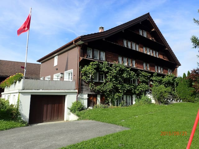 Idyllic hostel only for you, 15 rooms - Hemberg