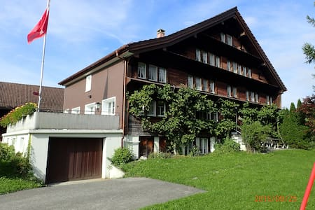 Idyllic hostel only for you, 15 rooms - Hemberg - House