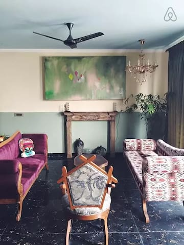 Sunshine Luxury Suite - New Delhi - Flat