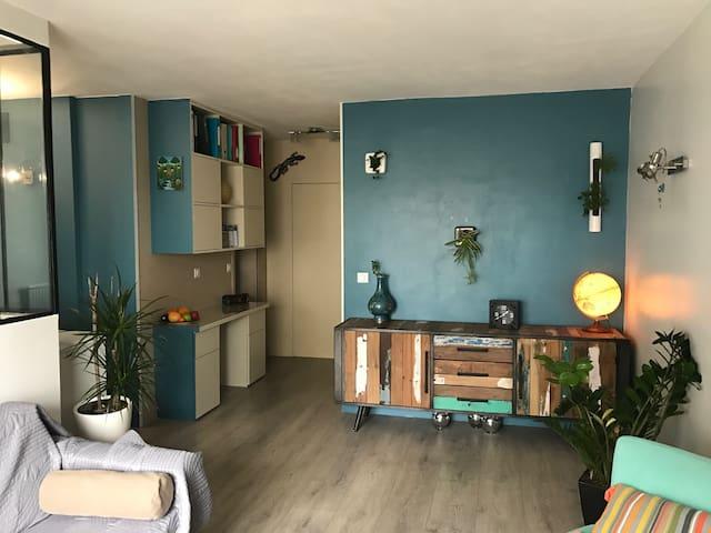 Appartement Cosy 11ème arrondissement