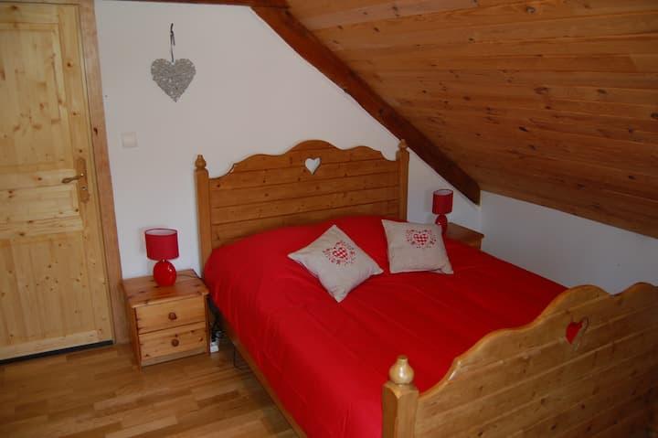 La Grange, chambres d'hôtes dans les Bauges