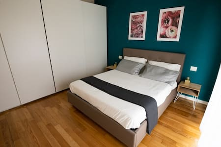 Cozy and warm brand new flat with private garden