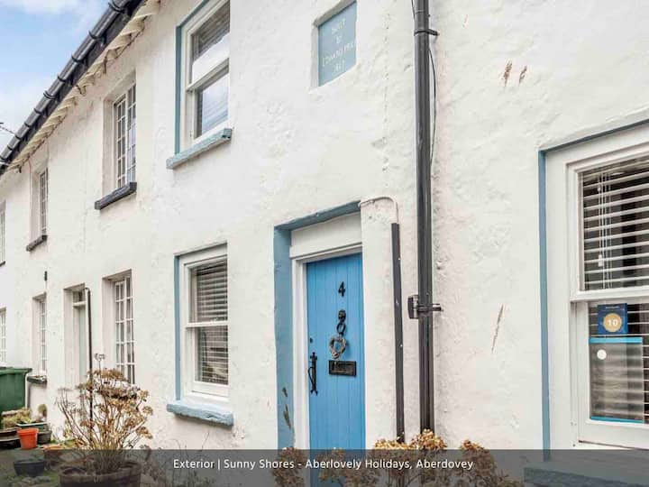Aberdovey Cottage free Parking Pass Pet Friendly