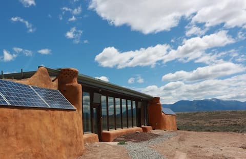 Encounter Earthship - First one in Taos