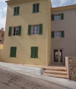 Modern village center apartment - Calenzana