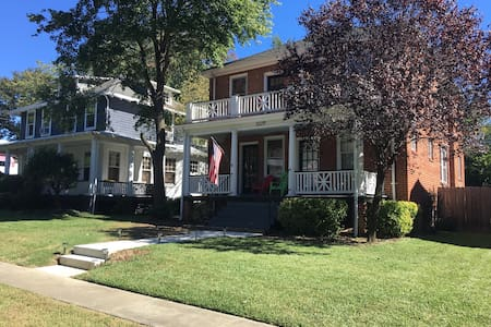 Historic North-side Living - Fully Updated! - Richmond