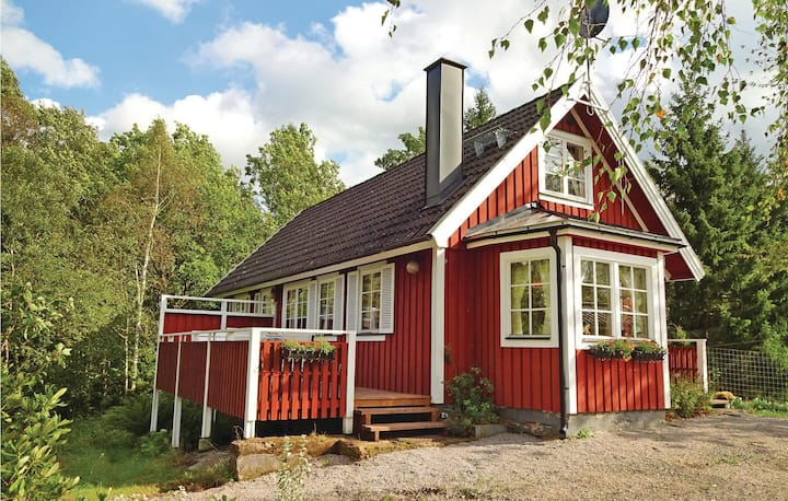 Nice home in Karlskrona with 2 Bedrooms and WiFi
