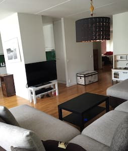 Cozy room in the centre of Uppsala - Uppsala - Apartment