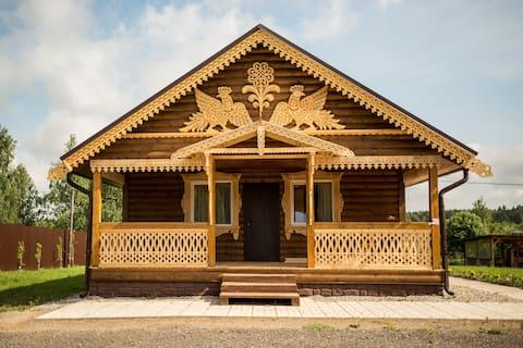 Centre de loisirs écologiques de Makarov Khutor