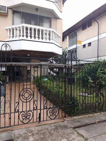 Residencial estilo espanhol. - Belém - Apartment