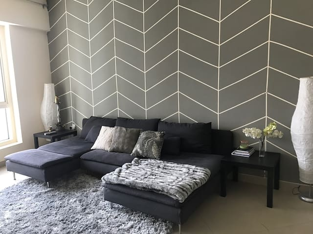 Private Bedroom and Bathroom in JLT - Dubai - Wohnung