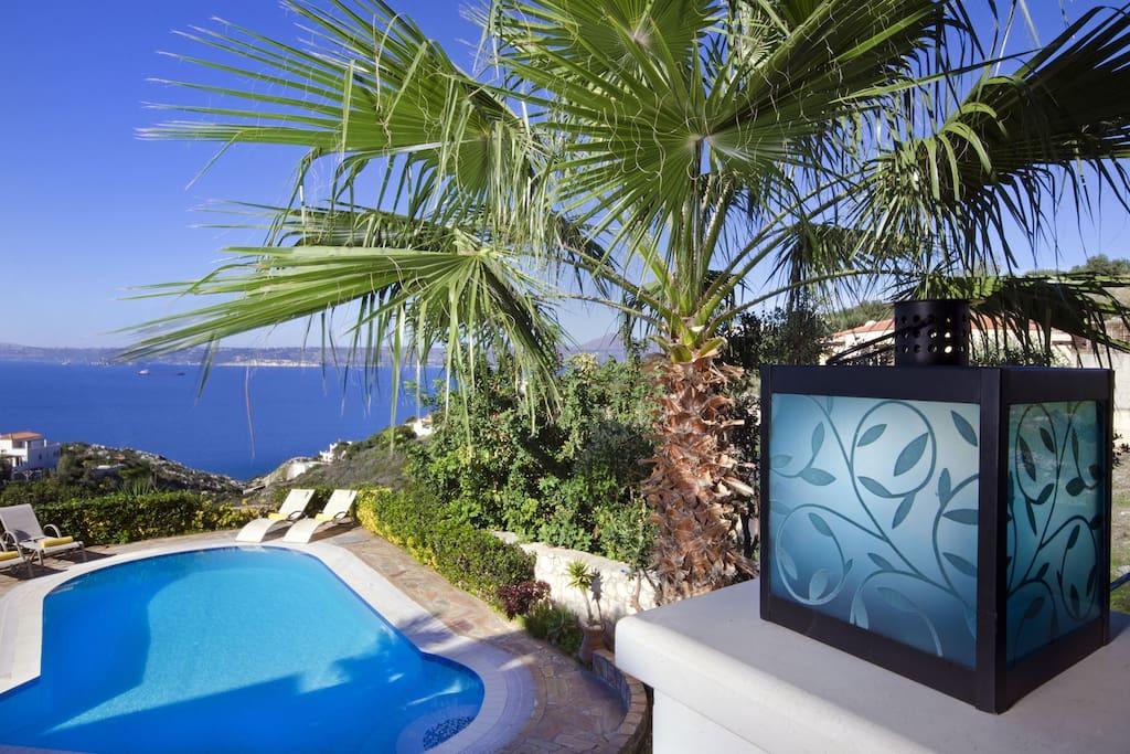 Exterior - Private Pool