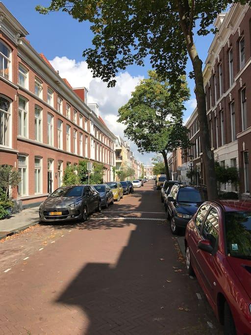Celebesstraat, Den Haag