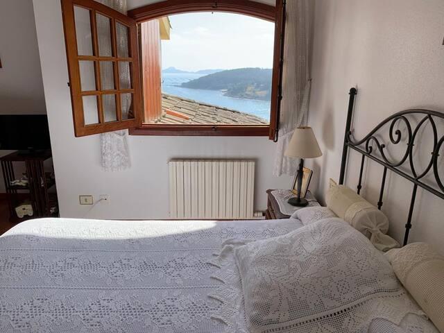 Dormitorio Principal con baño en el dormitorio