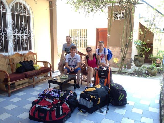 Mi casa es tu casa-room - Iquitos - Hus