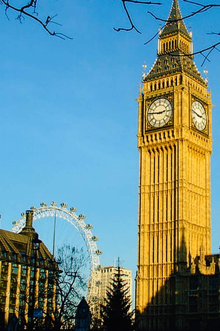 Big Ben & The Eye