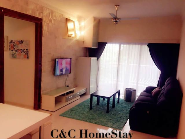 Melaka C & C Homestay