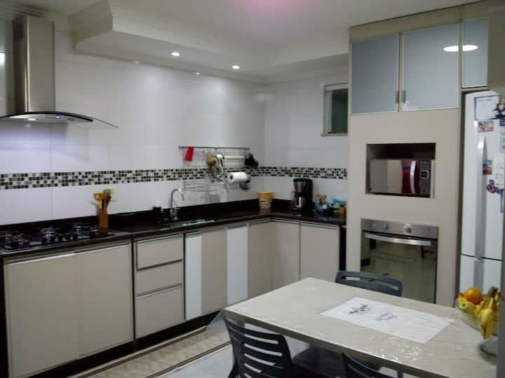 Apartamento de luxo em Rio das Ostras