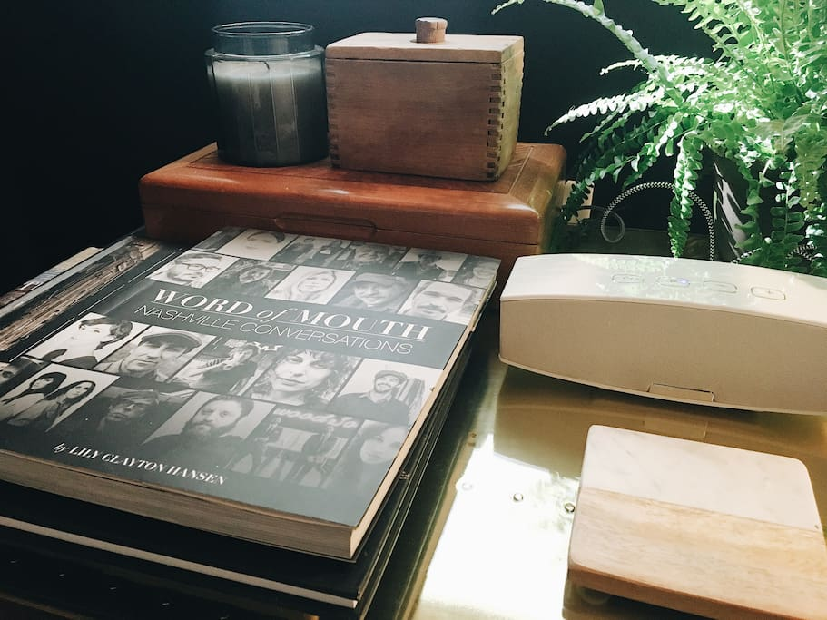 Required reading and Anker bluetooth speaker