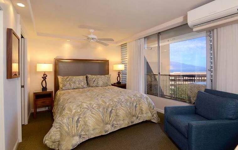 Mana Kai Maui Hotel Room #709B -Oceanfront Resort!