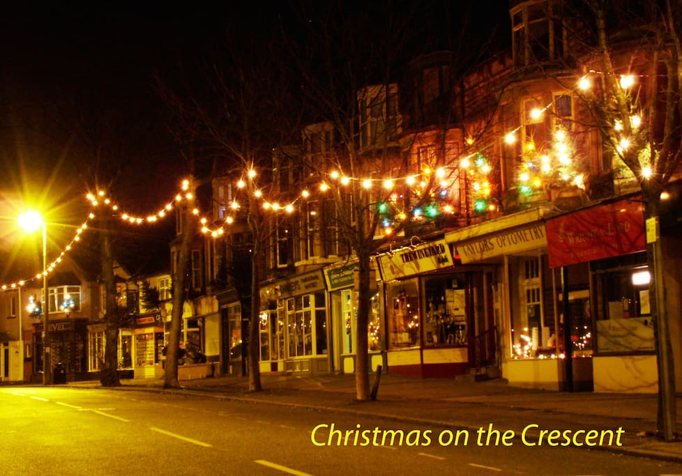 Christmas on the Crescent