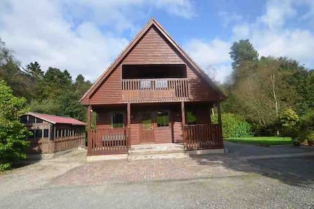 Skeaghvil chalets and boat hire.