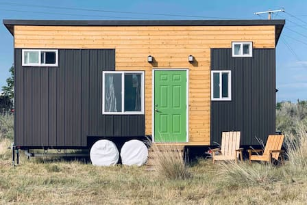 The NEW Sleeping Ute Tiny Home