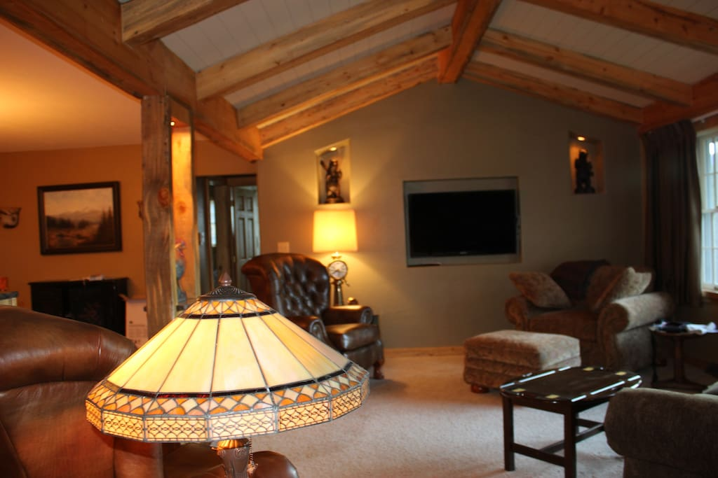 warm great room