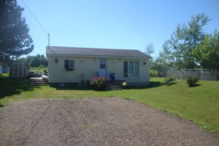 Clyde Cottage PEI - Clyde River - Hytte