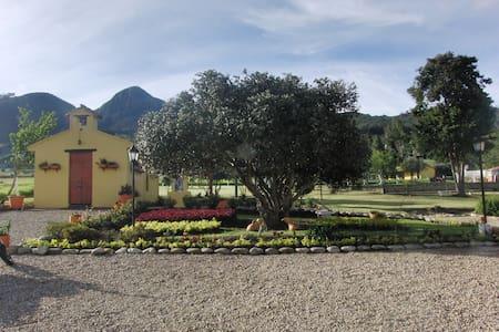 Hotel Campestre Franchesca!!!