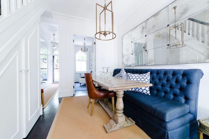 Elegant, Intimate Terrace Home in Paddington