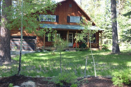 Quiet neighborhood cabin, 1.5 mile to Payette lake - McCall - Zomerhuis/Cottage