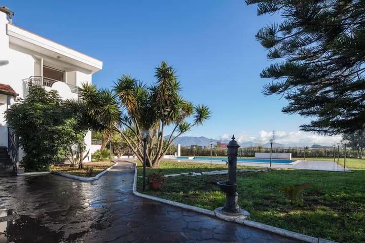 Pompei - Garden&Pool Villa - Scafati - วิลล่า