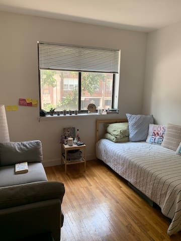 Clean and bright Chelsea apartment - NYC