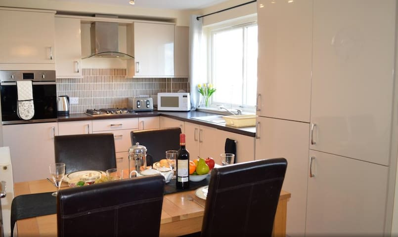 Asten View holiday apartment , in Dunoon