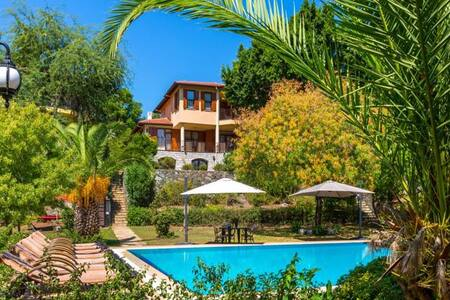 MARMARİS HOLIDAY VILLAS NO:1 - Marmaris - Villa
