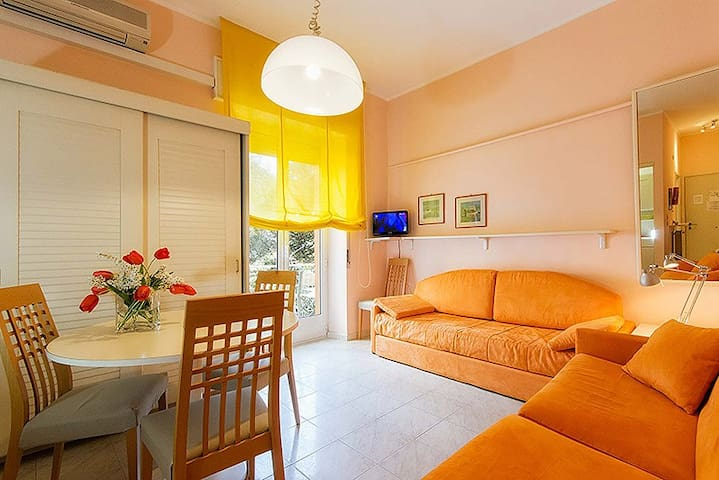 Residence Villa Marina Apartments, monolocale 3p