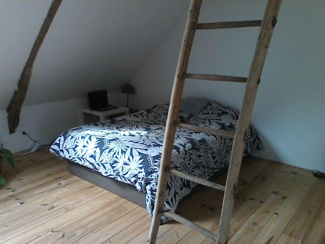 petite maison pour 2 personnes