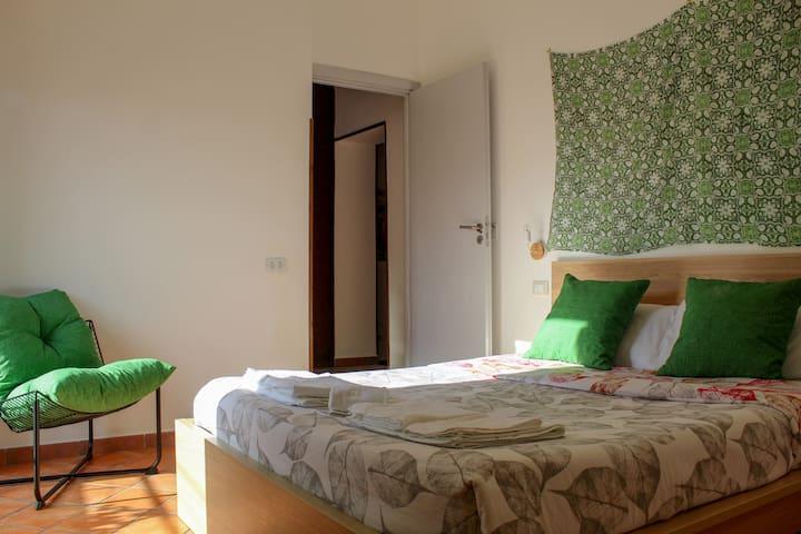Mediterranean apartment in Ballarò market.