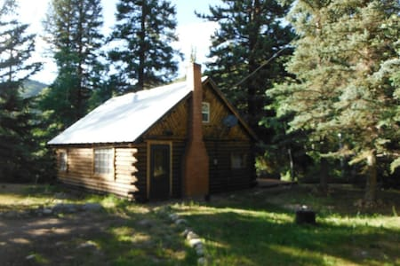 Riverside Log Cabin