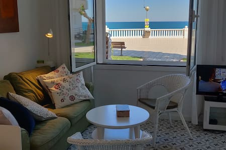 L'Ametlla de Mar, apartment in front of the sea.