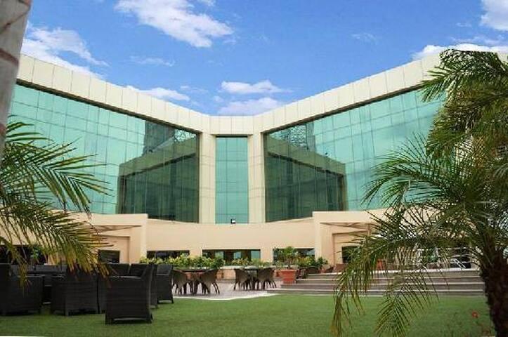 City Center affordable room in Begumpet Hyderabad