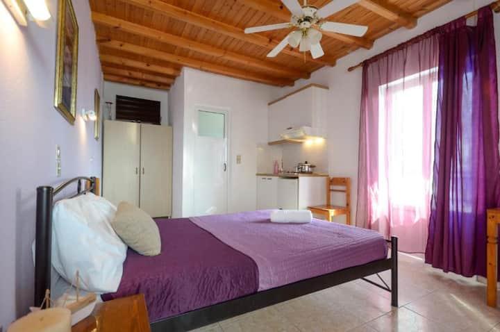 Panormos Hotel Naxos - Studio (3 Adults)