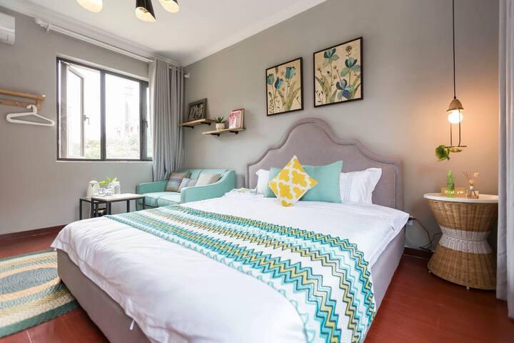 Room (5) luxury romantic villa, zero distance a su - Shanghái - Villa