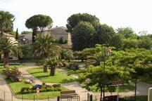 Le jardin Pierre Sire