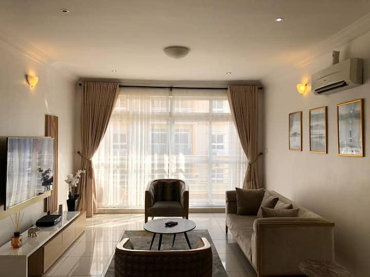 Fully furnished 2 Bedroom Private Apartment, Lekki