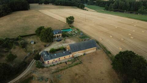 LE PAVILLON Guest-house - Ch.3 - 3x pers - ZOO 7km