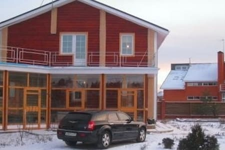 Cottage 270 sq.m. in the village of North Vladychi - Moskau - Haus