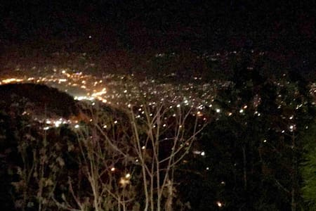 Abbottabad with a panoramic view